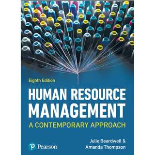 Human Resource Management 8th edition