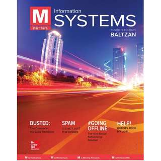 Information Systems 4th Ed