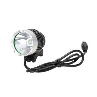 ROBESBON 3000LM Headlight Cree XM-L2 With or Without Battery Pack (DC Plug ) for Escooters / Bicycles / Ebike