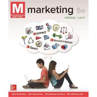 M Marketing 5th Edition