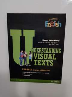 Free Understanding Visual Text Upper Secondary