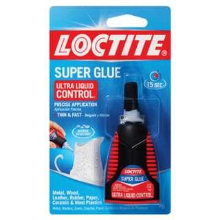 Loctite ULTRA Liquid Control Super Glue