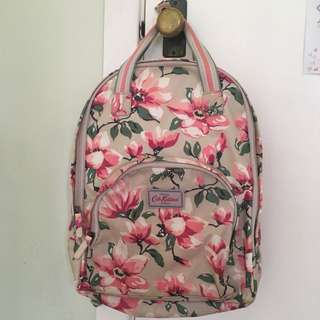 Authentic Cath Kidston Magnolia Backpack
