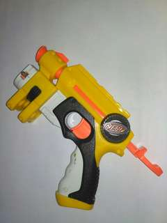 Nerf with laser
