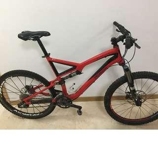 Specialized StumpJumper Elite Mountain Bike