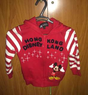 Mickey Mouse Jacket (XS)