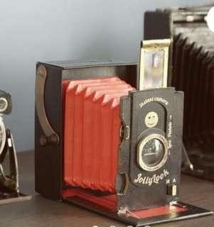 🚚 [ 預購款 ] 烏克蘭 Jollylook | 免電 手搖式復古拍立得相機