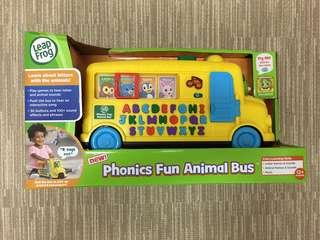 Phonics Bus