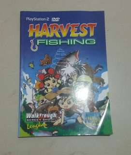 Harvest Fishing Playstation 2 Guide Book