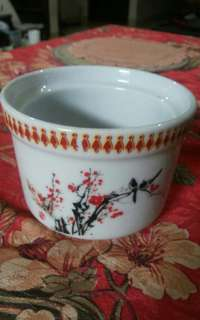 Keramik Unik Vintages Sakura with Bird Made in China