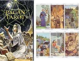 The Pagan Tarot Cards (preorder only)