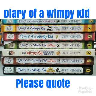 YTMRT Diary of a Wimpy Kid