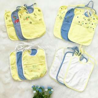 Bundle bibs (12 pcs)