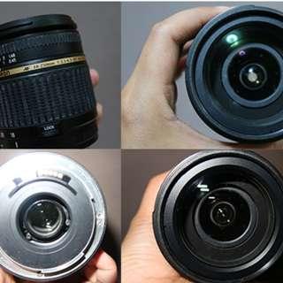 Tamron lens for Canon Mount AF 18-250mm f3.5-6.3