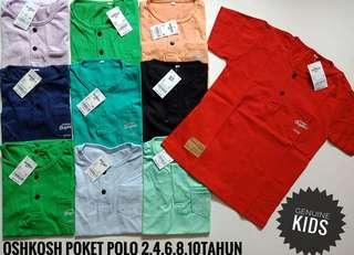 Kaos anak polo