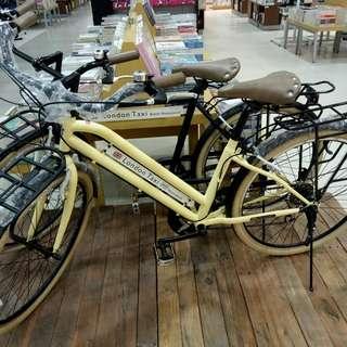Sepeda London Taxi Bike Cicilan 0%