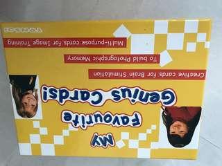 Sichida original flash cards