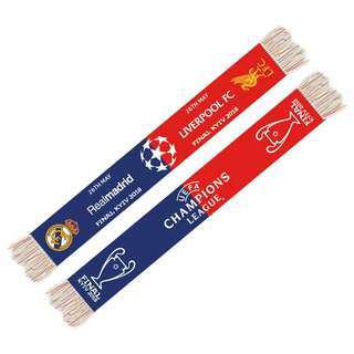 Final CL matchday scarf
