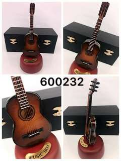 "立體結他吉他音樂盒,3D Acoustic Guitar musicbox music :""Amazing Grace"","