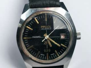 Pagol Automatic Watch 929 (37mm)