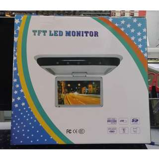 9' TFT LED Roof Monitor