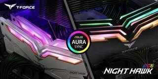 T-Force Night Hawk 16GB DDR4 (2 x 8GB)