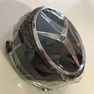 Black Chrome AMG Style Mercedes Wheel Cap