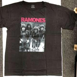 Ramones - Members T-shirt Band Merch (L)