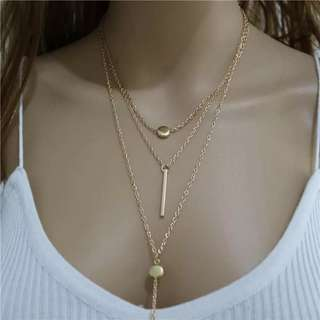 ✨3 Layer Necklace