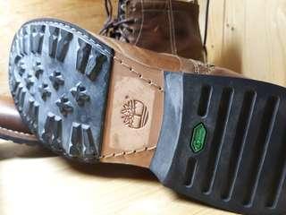 Timberland boots (earthkeeper)