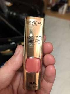 L'Oréal Lipstick (dewy beige)