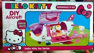 Hello kitty aircraft