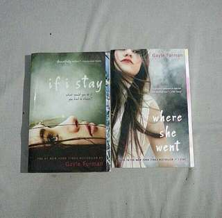 If I Stay & Where She Went (REPRICED)