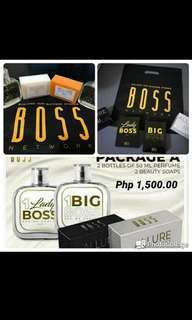 Perfume & Soap Business Package