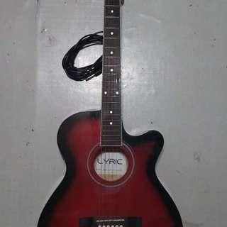 Guitar *Brand(Lyrics) /New Strings