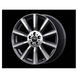 "TRD TF6 18"" Wheels"