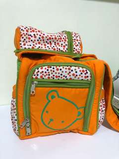 Dialogue Baby Diaper Bag