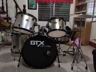 GTX DRUM SET PM FOR DETAILS