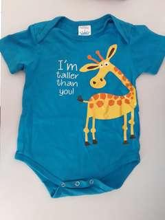 Rompers Giraffe 12-18 months