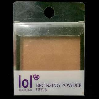 lol Bronzing Powder (01)