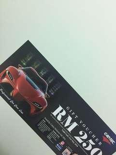 Cartec Car Detailing RM250 Voucher