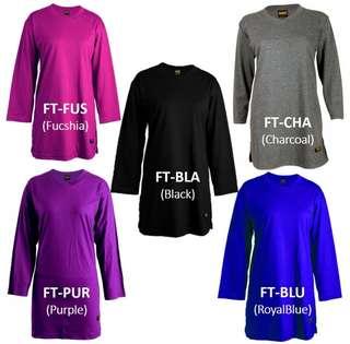 FITRAH Plain Cotton Shirt