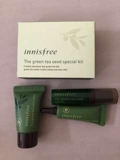 Innisfree Green Tea Seed Special Kit