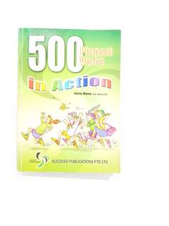 500 Phrasal Verbs in Action