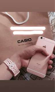‼️REPRICED‼️Iphone 6s Rose Gold 16Gg