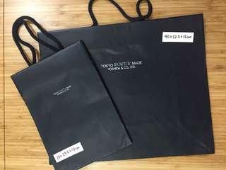 Tokyo Porter 紙袋