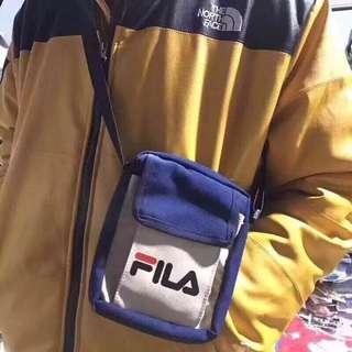 Vintage FILA 復古斜咩袋仔