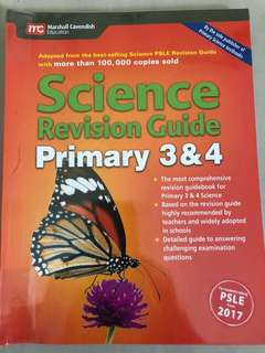 Marshall Cavendish Science Revision Guide (P3&4)