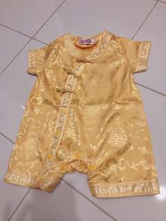 Baby traditional wear