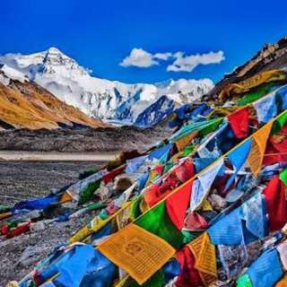 Tibet Prayer Flag